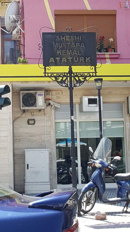 Sheshi Mustafa Kemal Atatürk