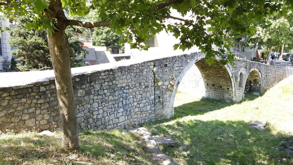 Tabakus Bridge – Tarihi Taş Köprü