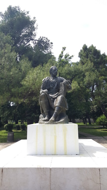 Spomenik Petru II Petroviću Njegošu