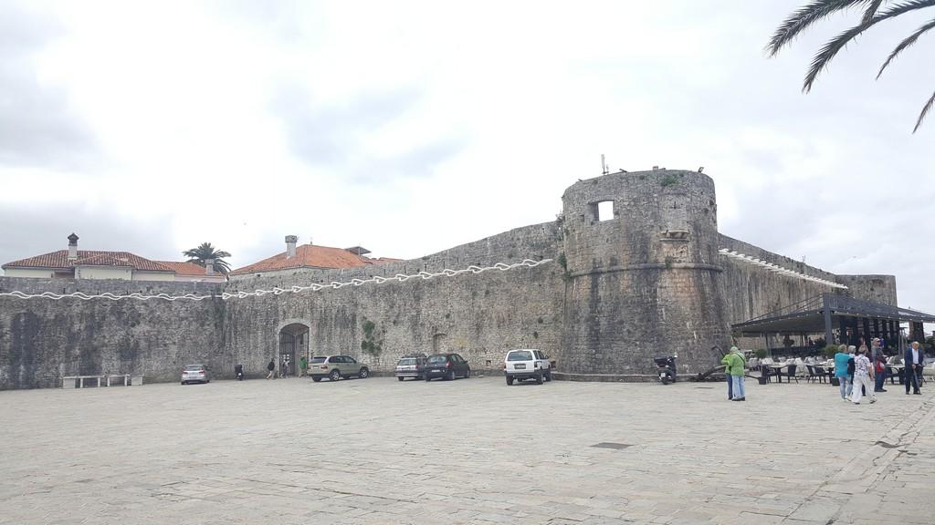 Budva Old City