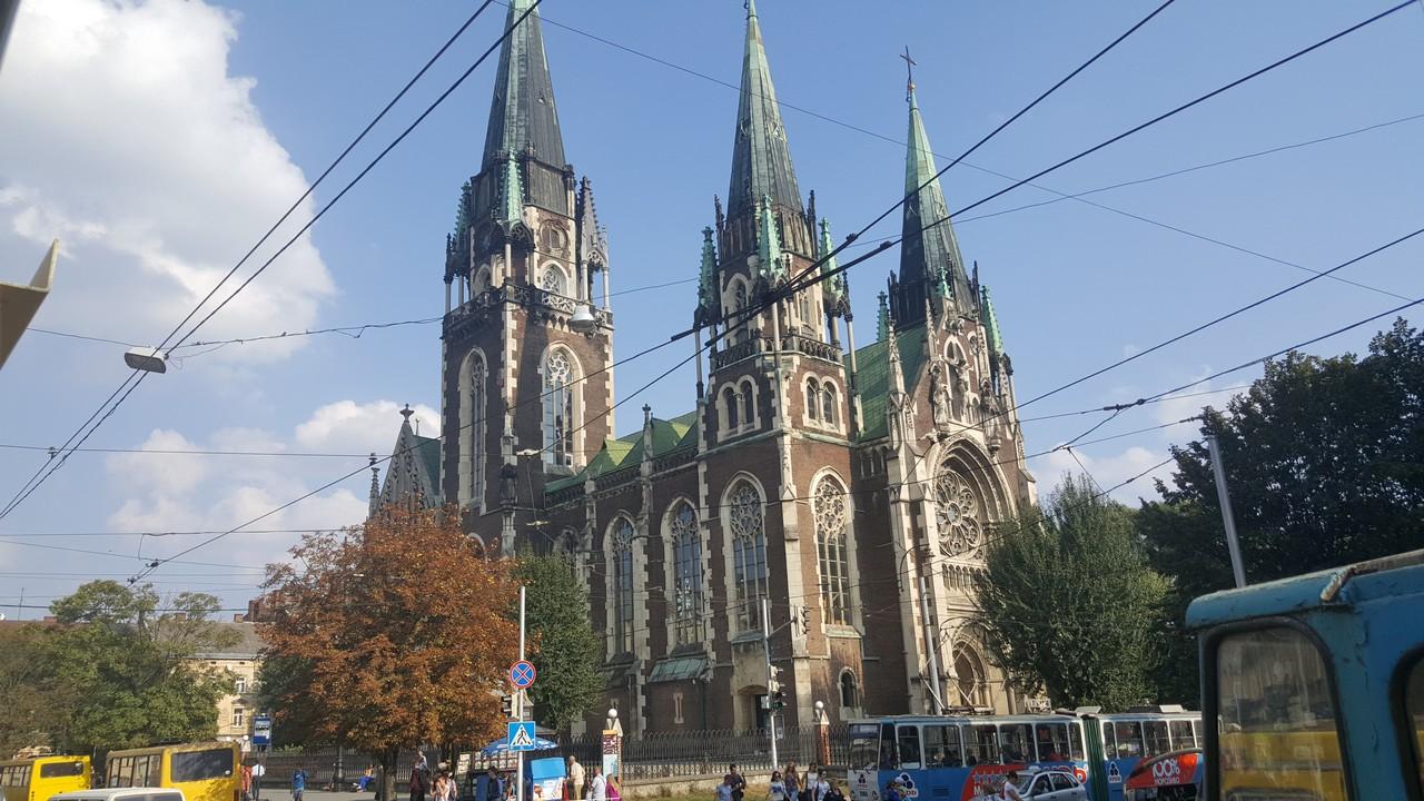 St. Olha ve Elizabeth Kilisesi