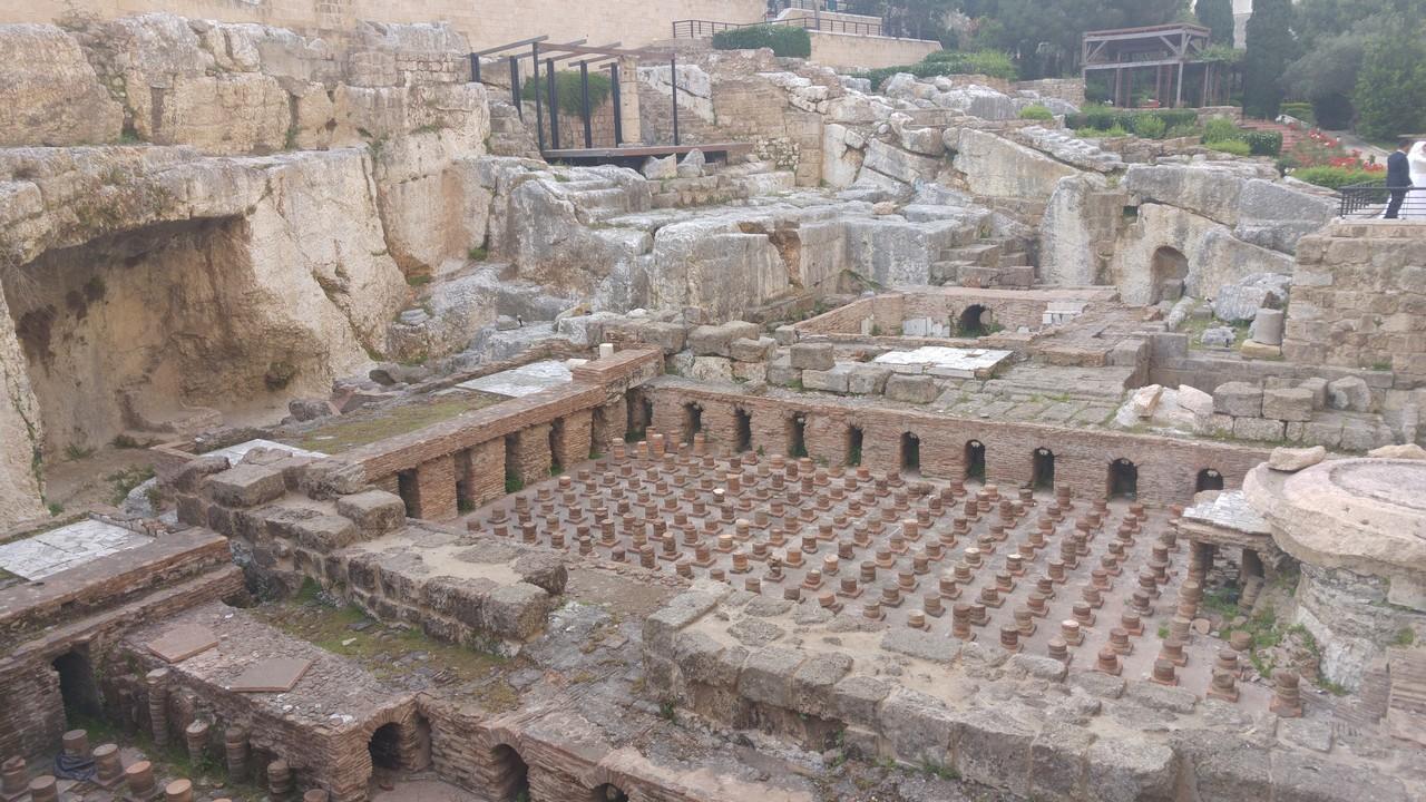 Roman Bath Vestiges (Roma Hamamı Kalıntıları)