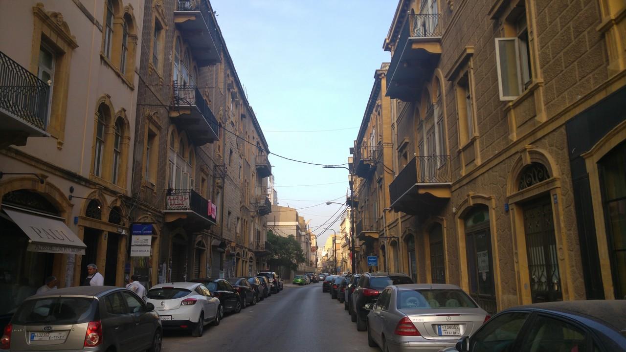 Gemmayzeh Caddesi