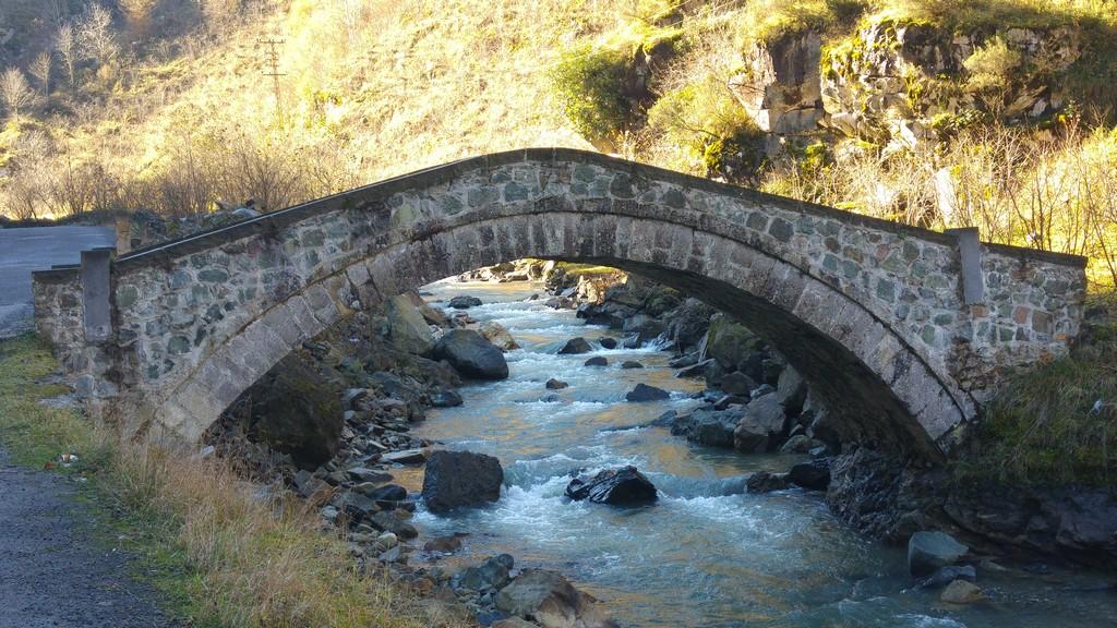 Tarihi Sincan Köprüsü