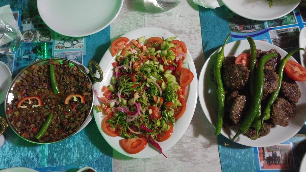 Santa Et & Balık