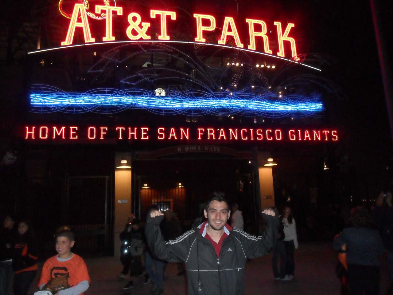 Ve günü 4-3 lük galibiyetle kapattık..Tebrikler SF Giants 😀