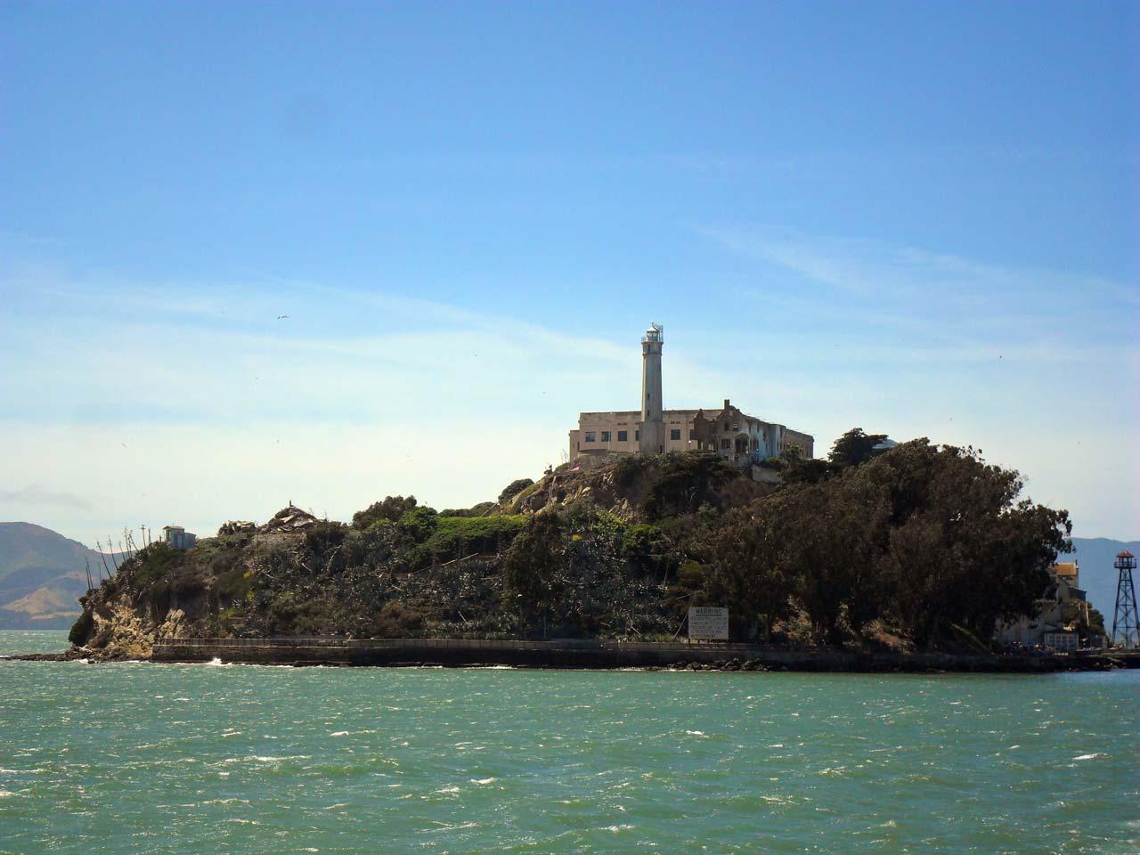 Alcatraz'a veda…
