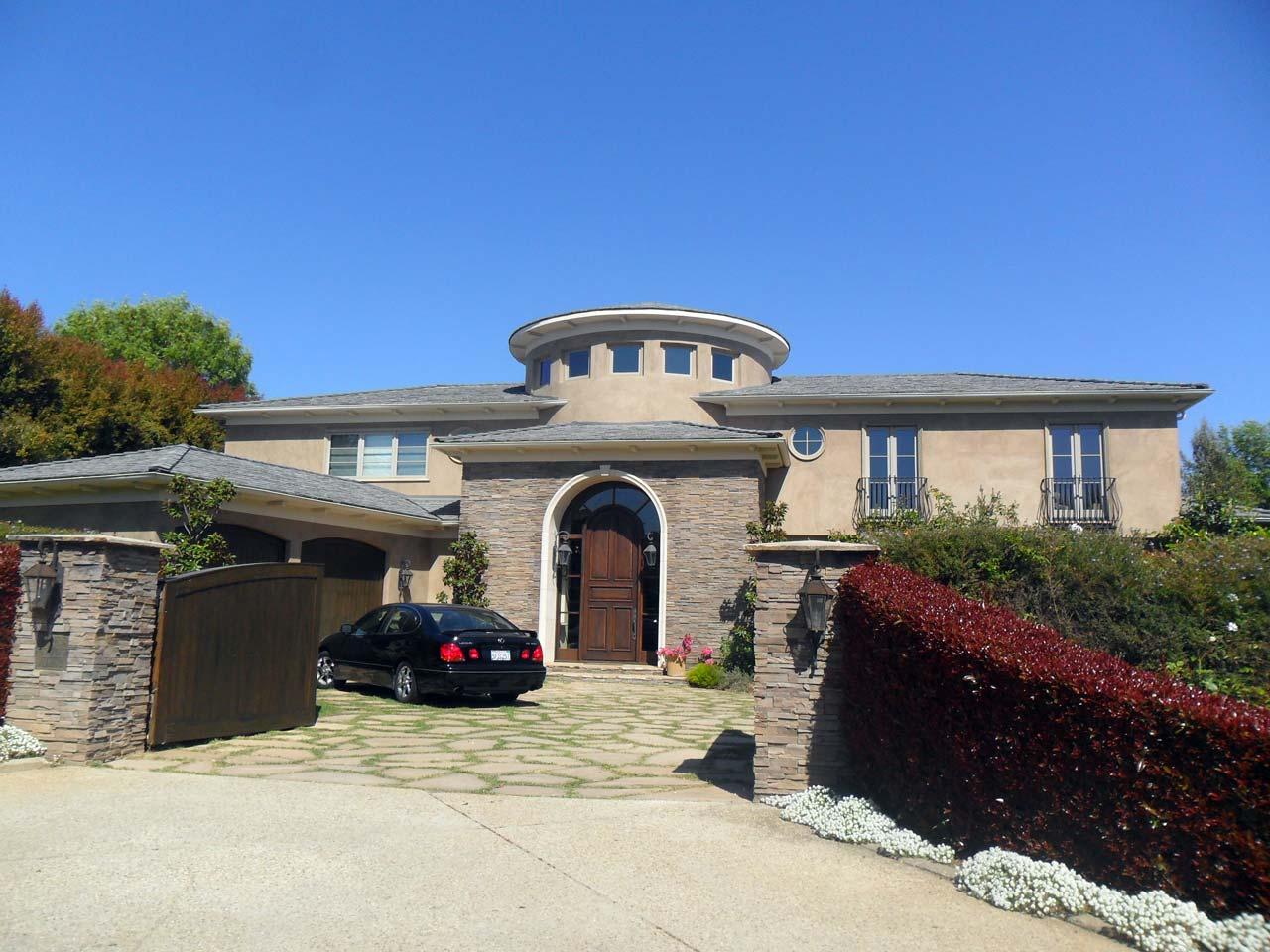 Beverly Hills villalarından biri