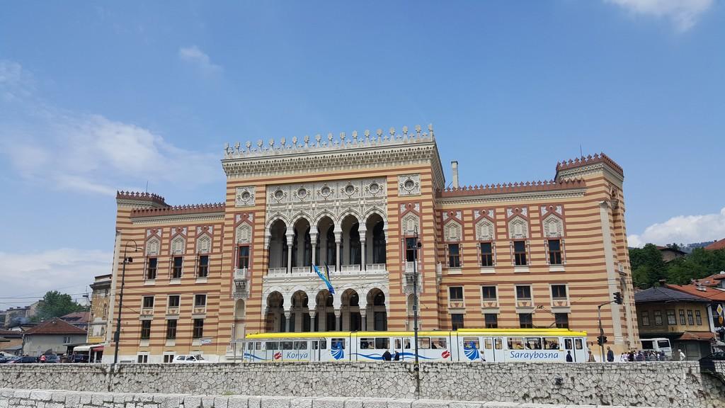 Bosna Hersek Ulusal Kütüphanesi