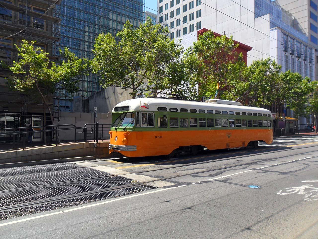 San Francisco'nun olmazsa olmazı - Cable Car
