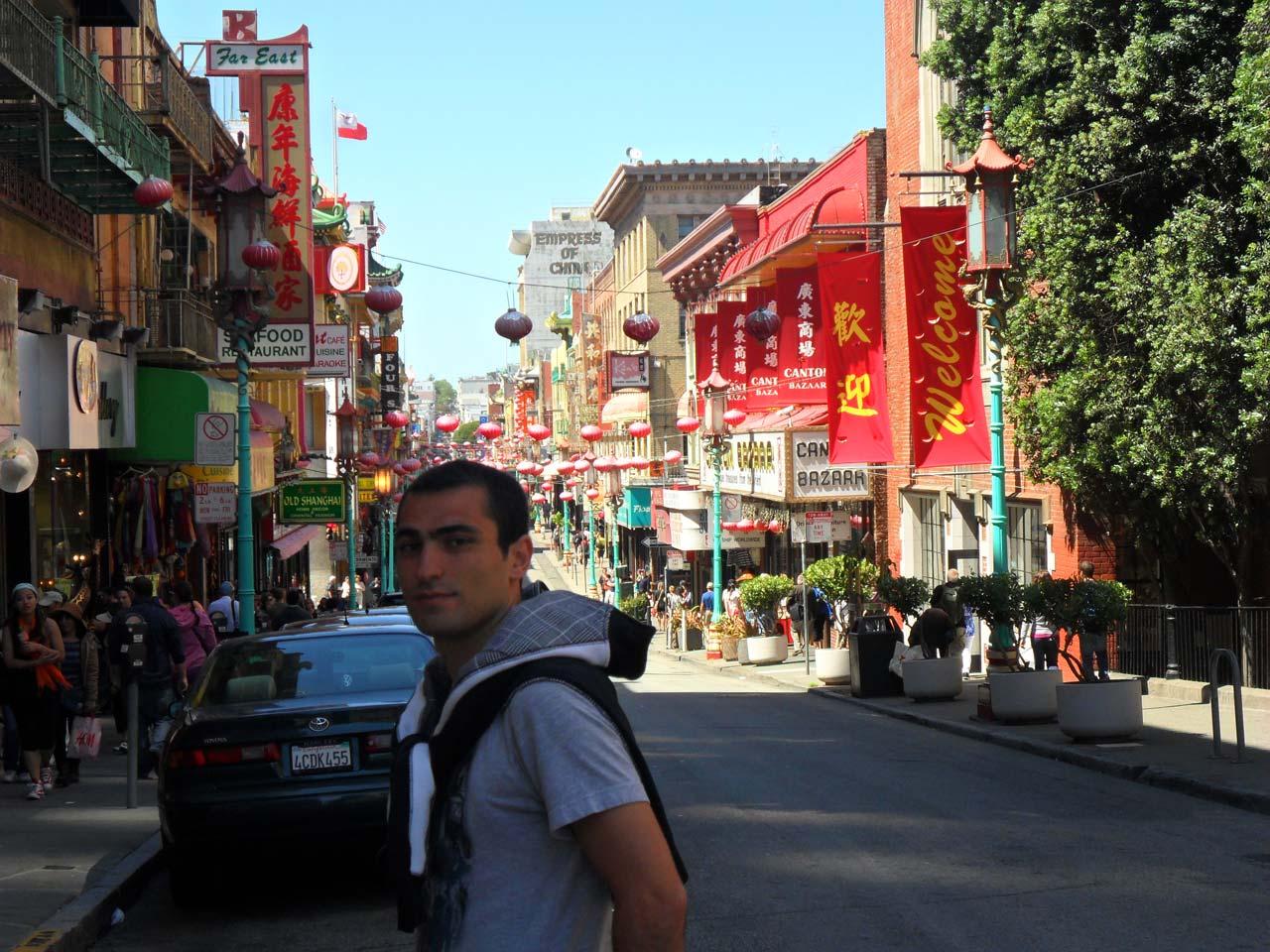Kendimizi Çin'de hissettik diyebilirim..Zaten Uzakdoğu'ya karşı bir ilgim var 🙂