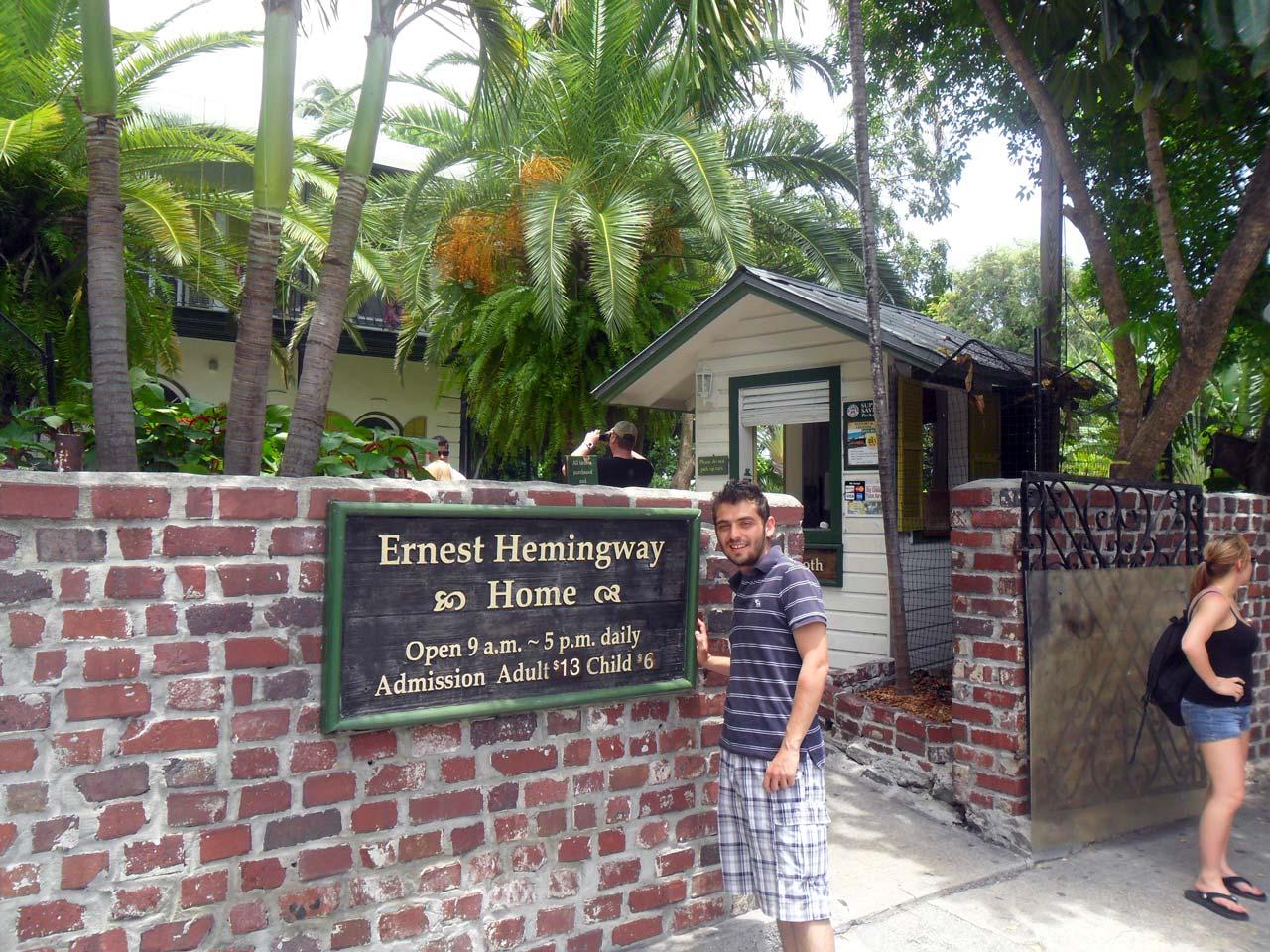 Ernest Hamingway'in evi