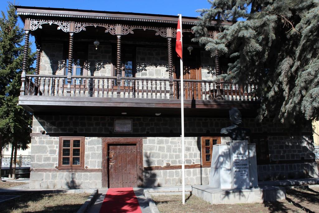 Gazi Ahmet Muhtar Paşa Konağı