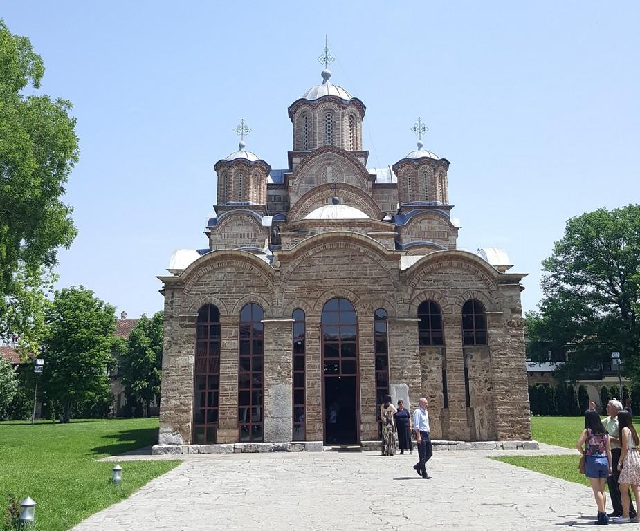 Gracanica Manastırı