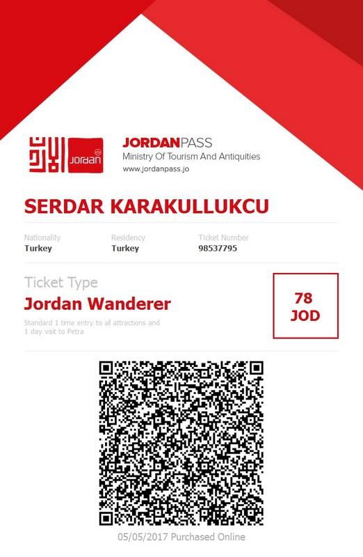 Jordanpass