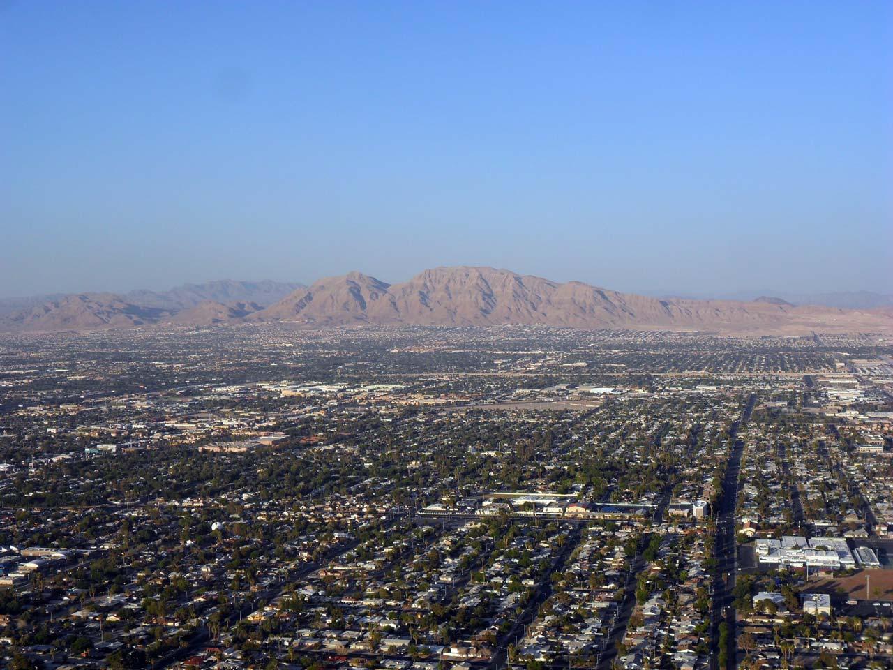 İşte Las Vegas ' ın diğer yakası..
