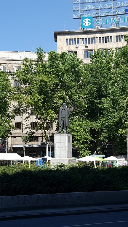 Nikola Pasiç Meydanı