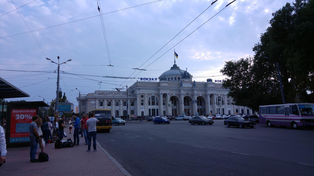 Odessa Railway