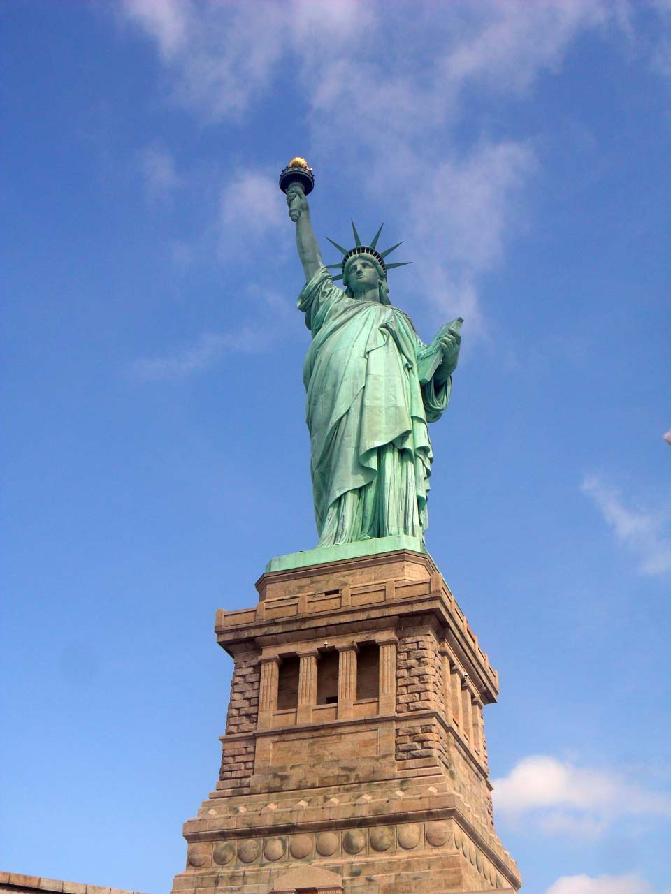 Özgürlük Heykeli ( Statue of Liberty)