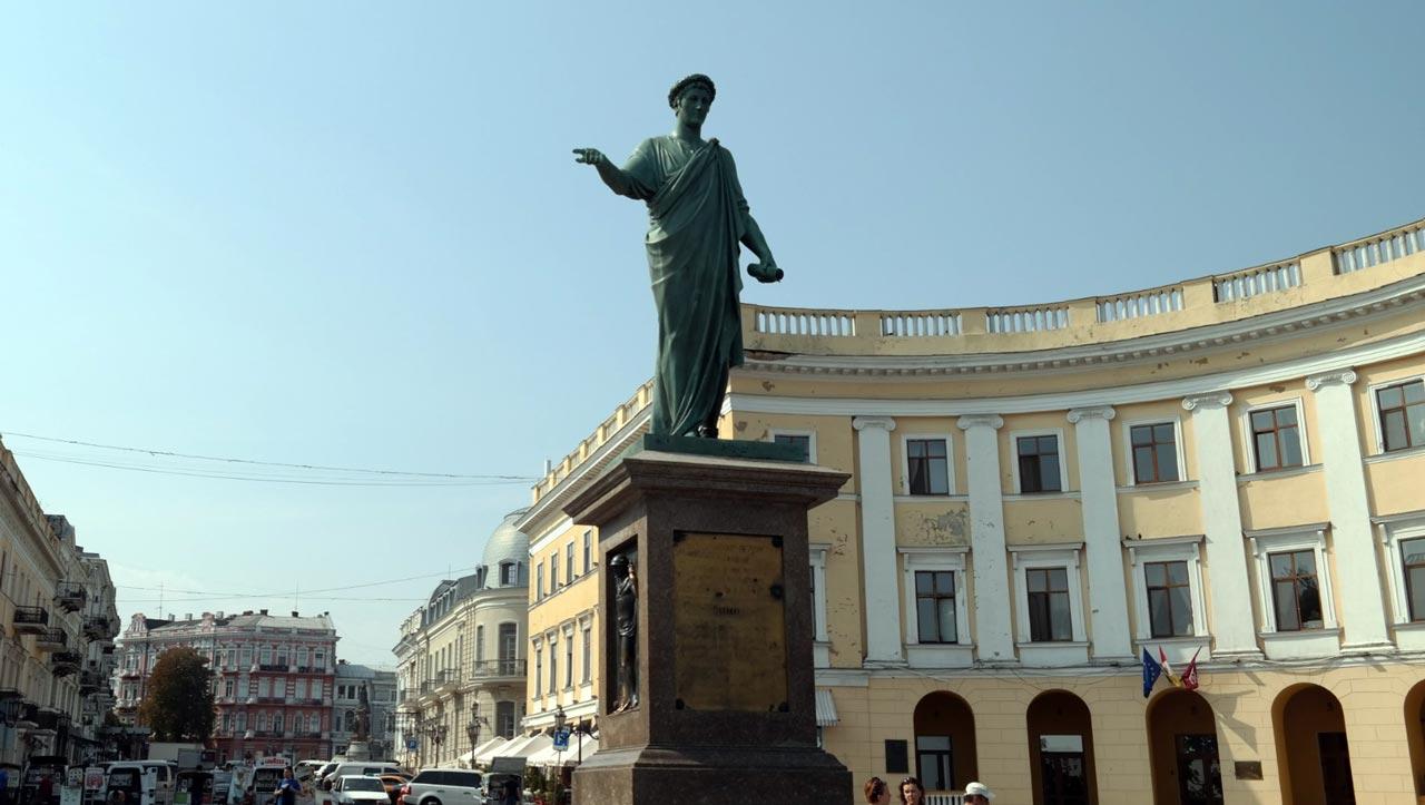 Richelieu Dükü Anıtı