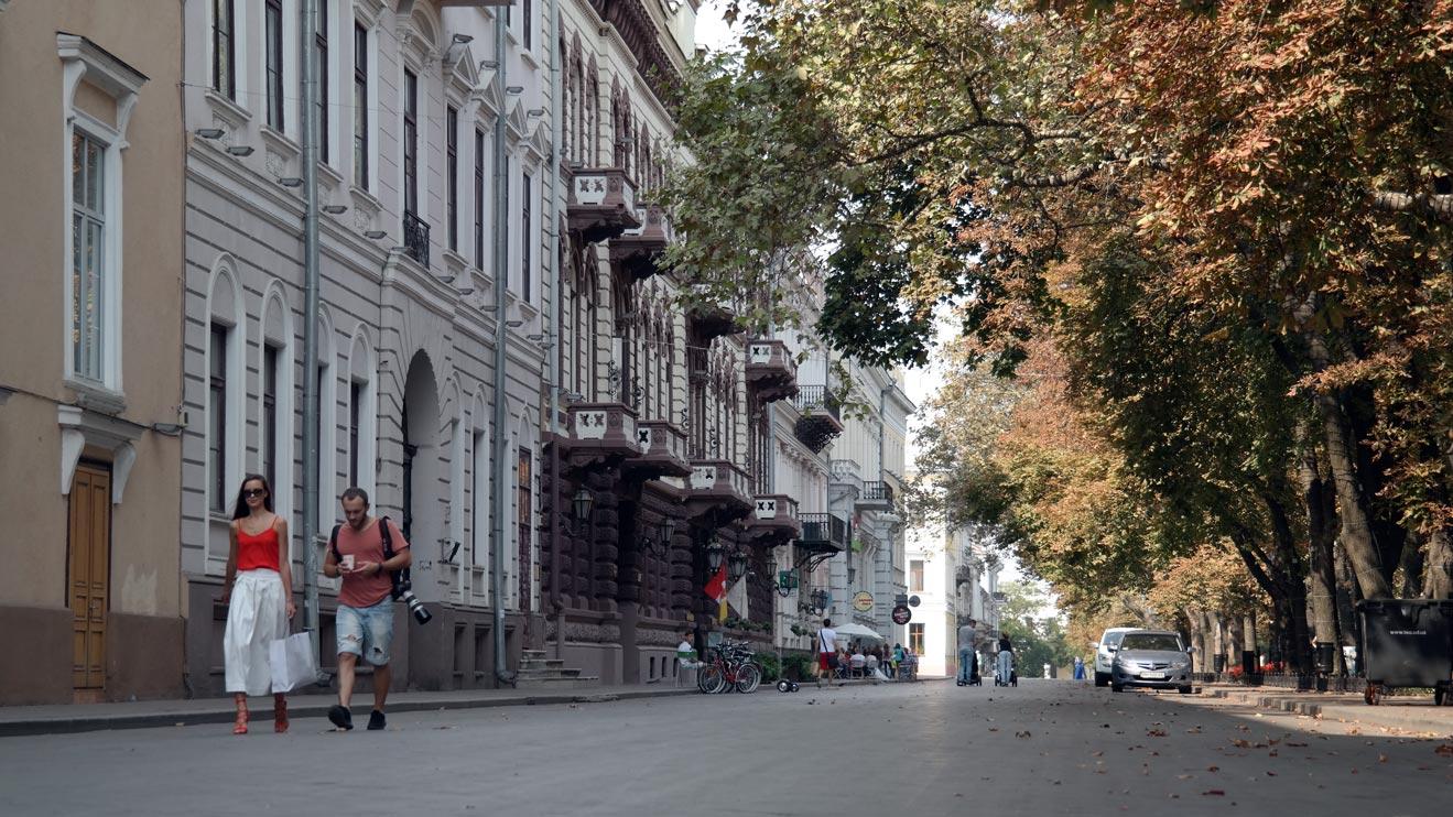 Primorsky Bulvarı