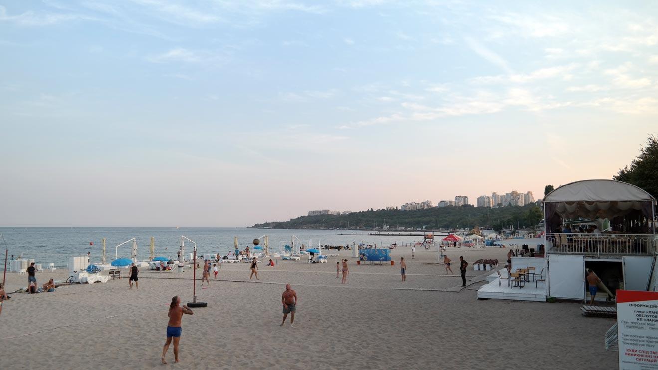 Arkadia Plajı