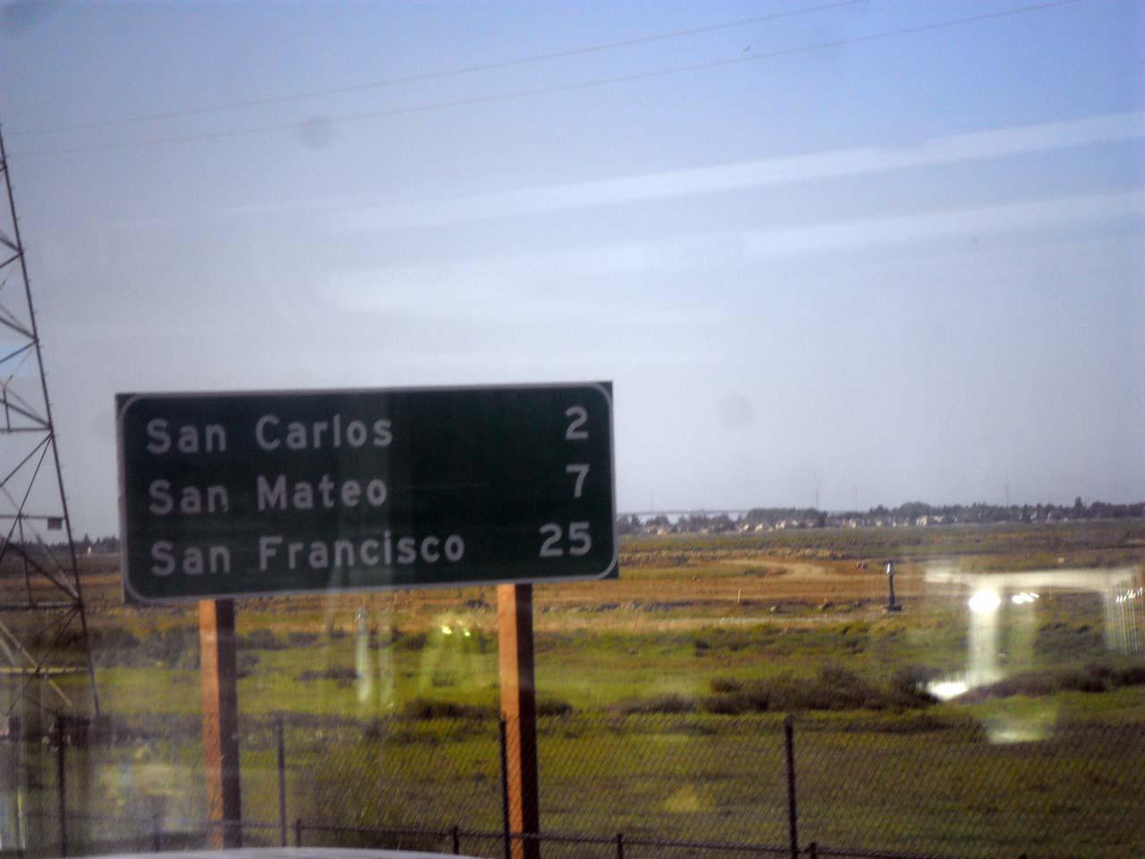 San Francisco'ya 25 mil..
