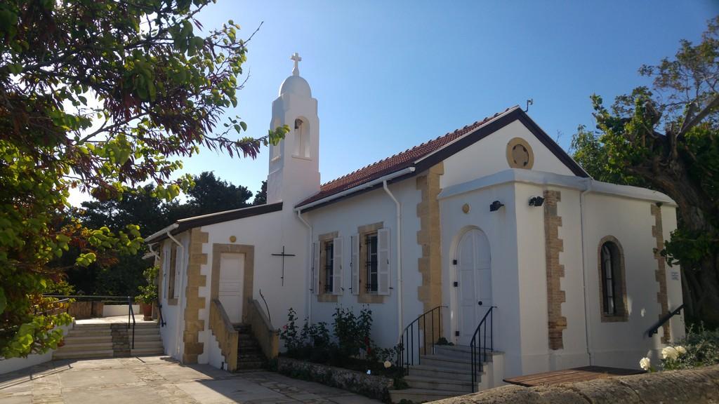 St. Andrew's Kilisesi