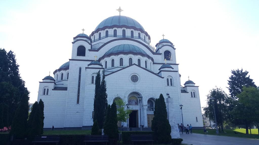 St. Sava Kilisesi