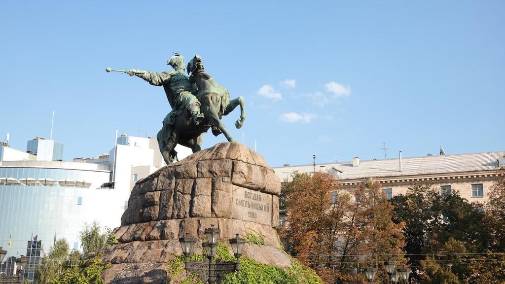 Bohdan Khmelnytsky Anıtı
