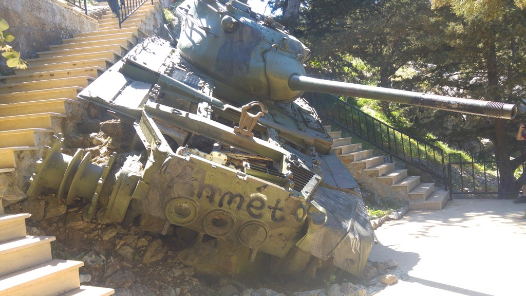 Tarihi Tank