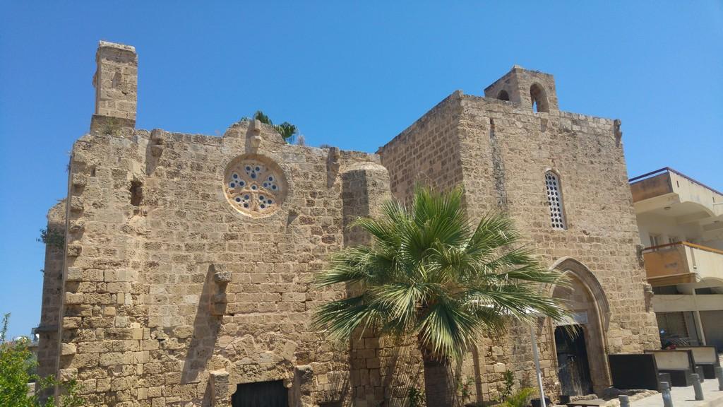 Templar ve Hospitaler Kilisesi (İkiz Kiliseler)