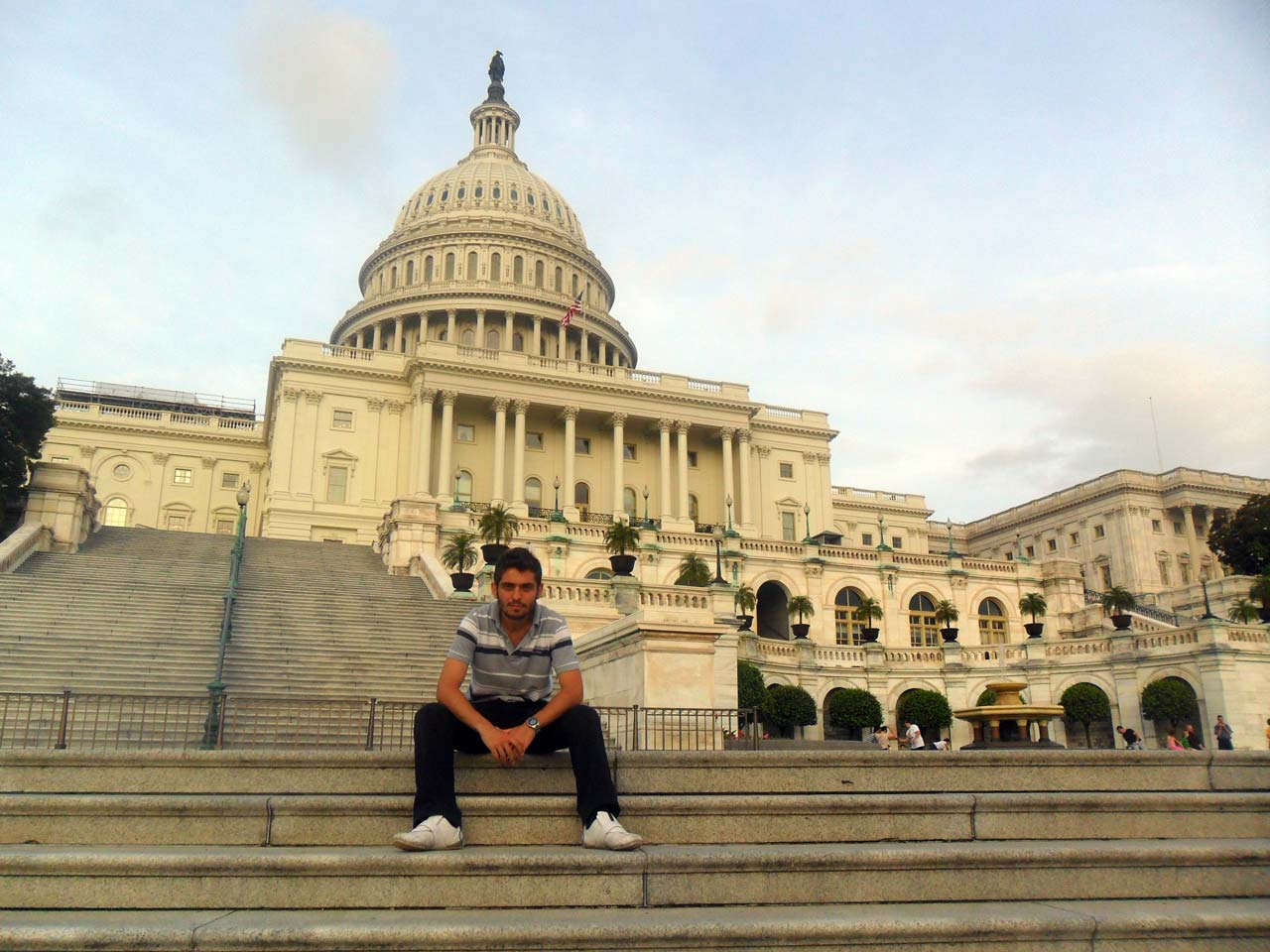 The Capitol – Amerikan Kongre Binası