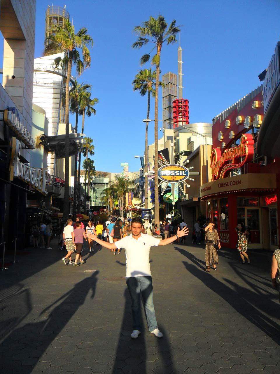 Anlatılmaz yaşanır…Universal Studios'a veda zamanı…