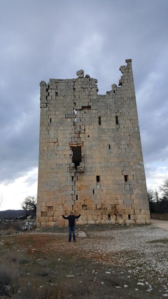 gozetleme kulesi