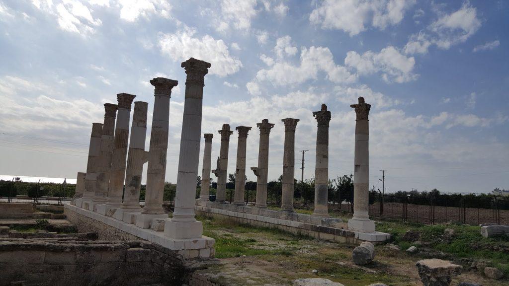 soli antik kenti