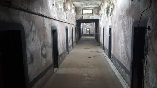 """Müzenin """"Prison"""" bölümü"""