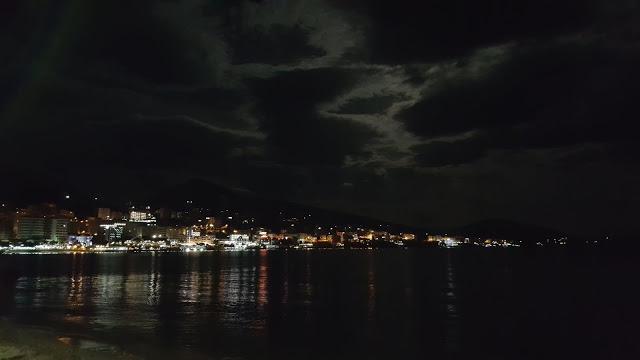 Sarende - Gece Görüntüsü