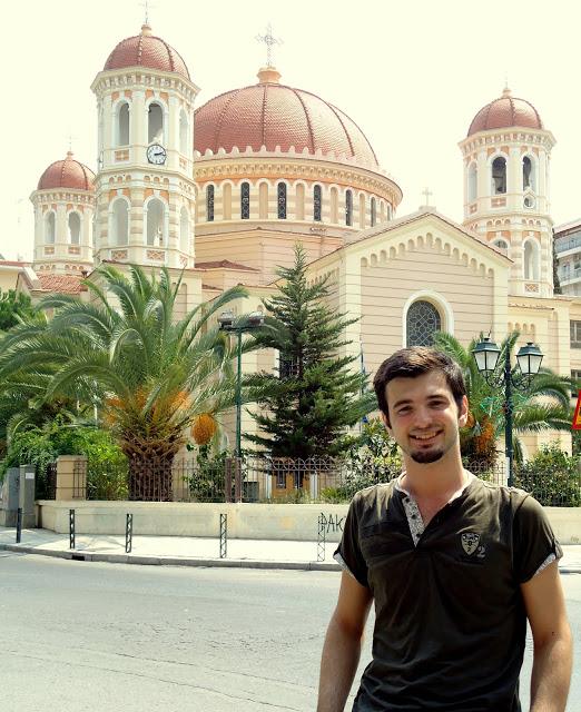 Aziz Gregory Palamas Tapınağı