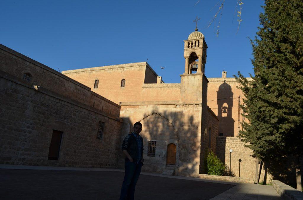 mardin kilise