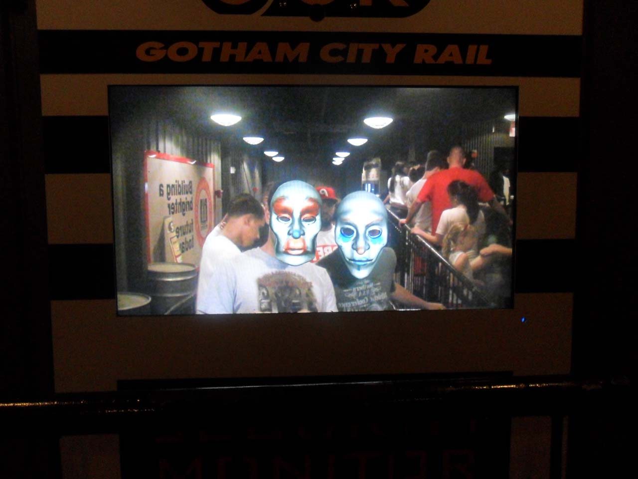 Gotham City Rail
