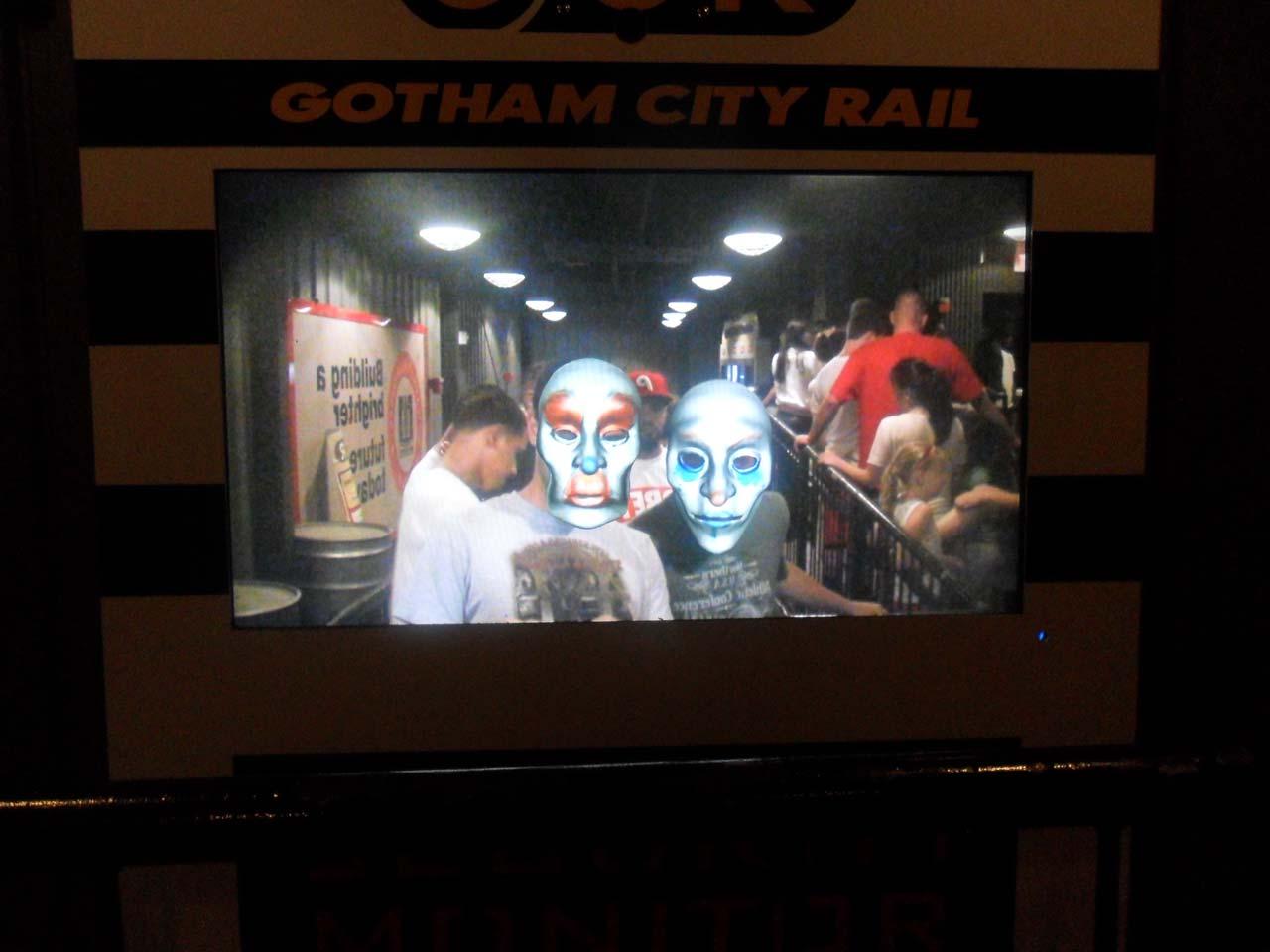 Gotham City Rail