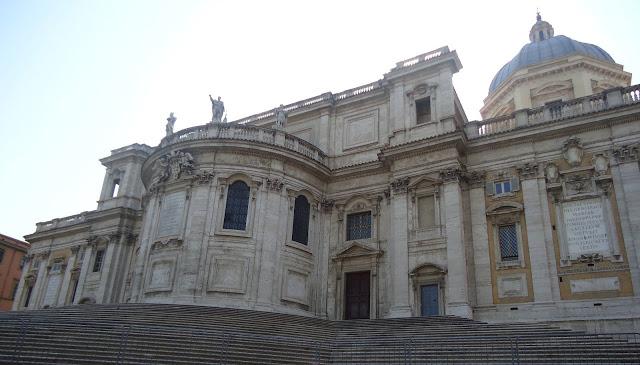 AzizeMaria Maggiore Bazilikası