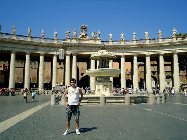 San Pietro Meydanı