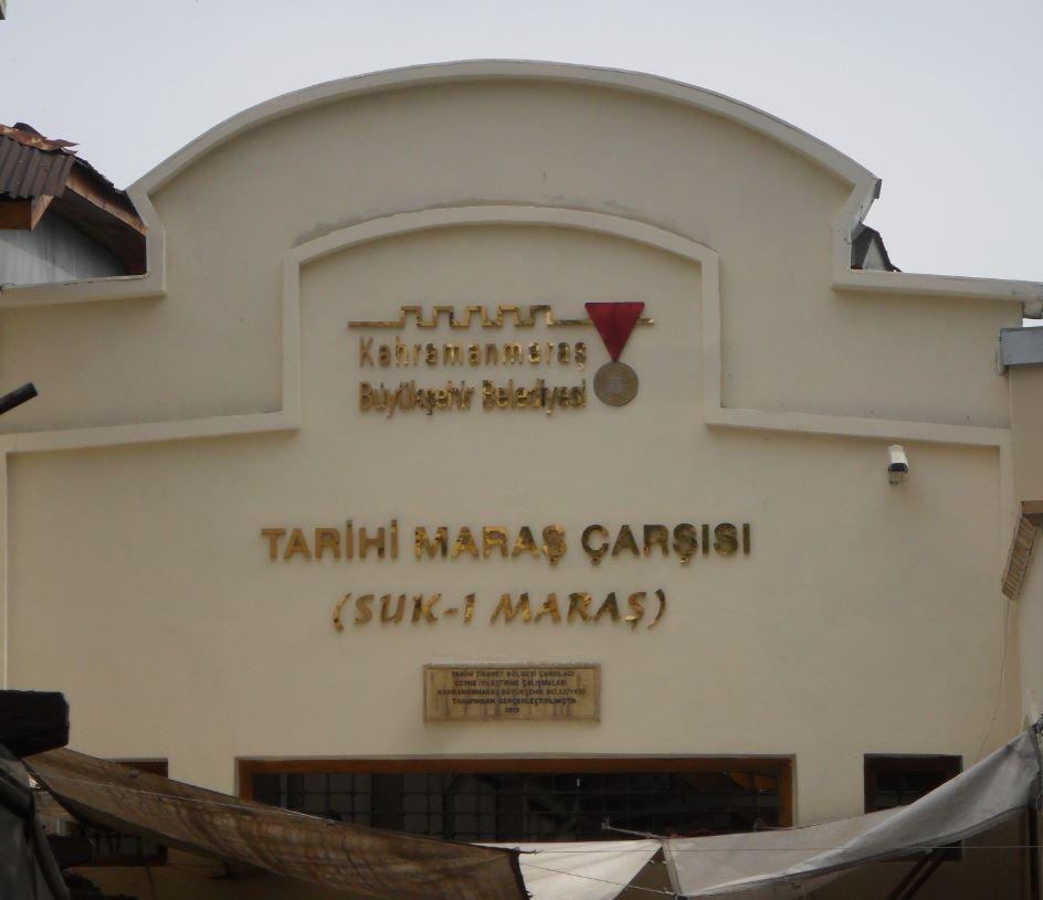 tarihi maras carsisi