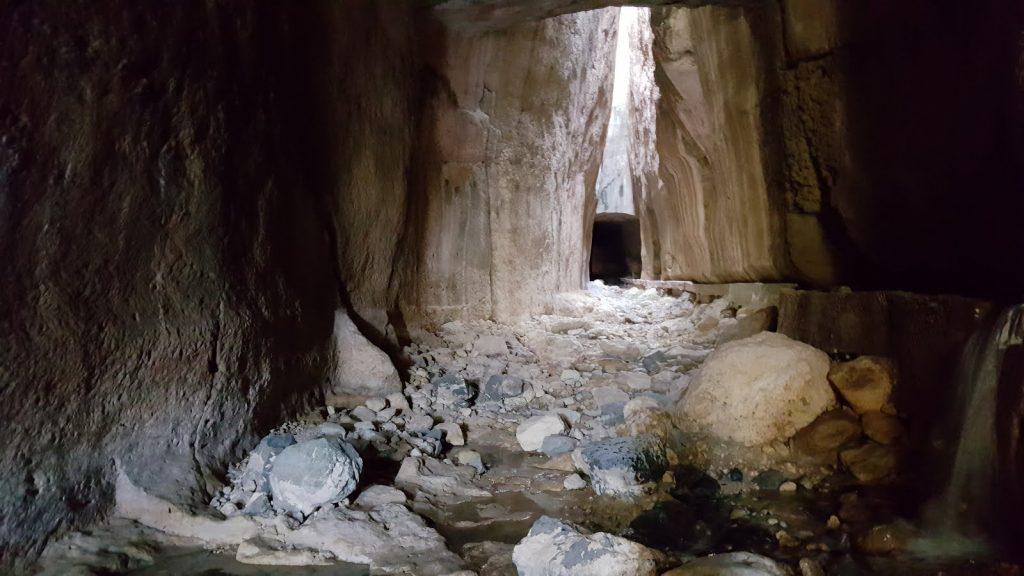 titus tuneli