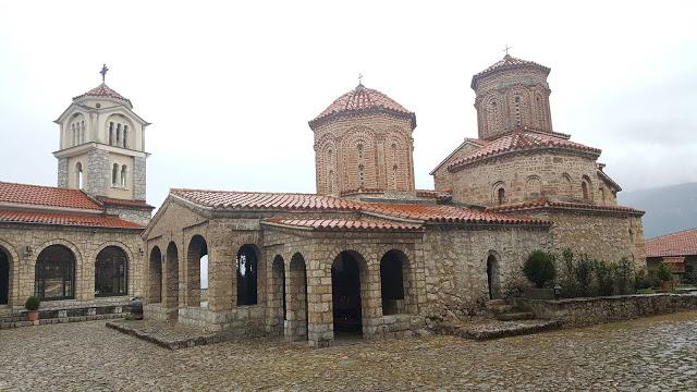St. Naum Manastırı