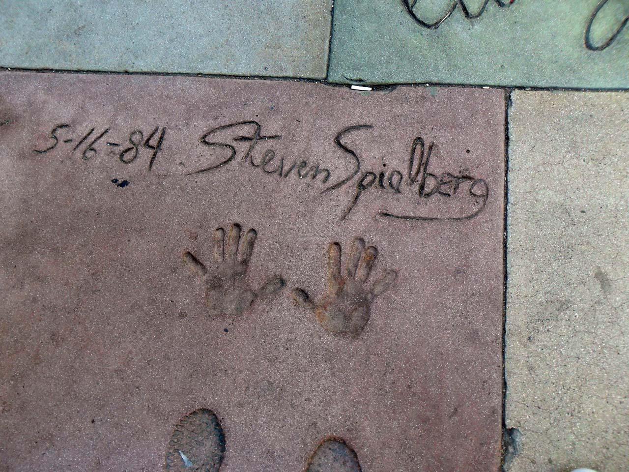 Steven Spialberg