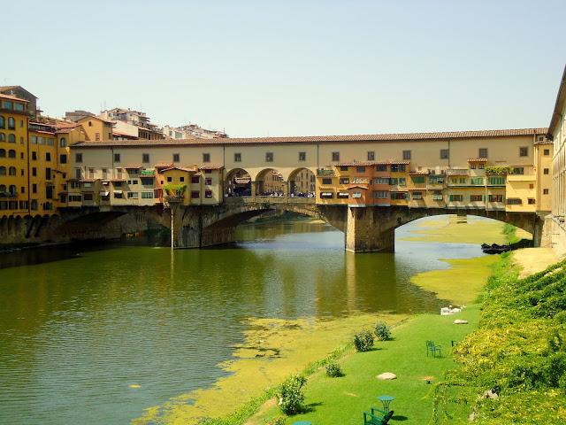 Ponte Vecchio (Eski Köprü)